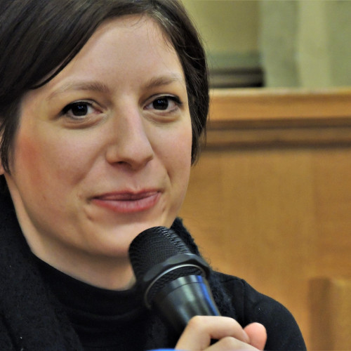 Back to School: Lea Sauer meets students in Pécs